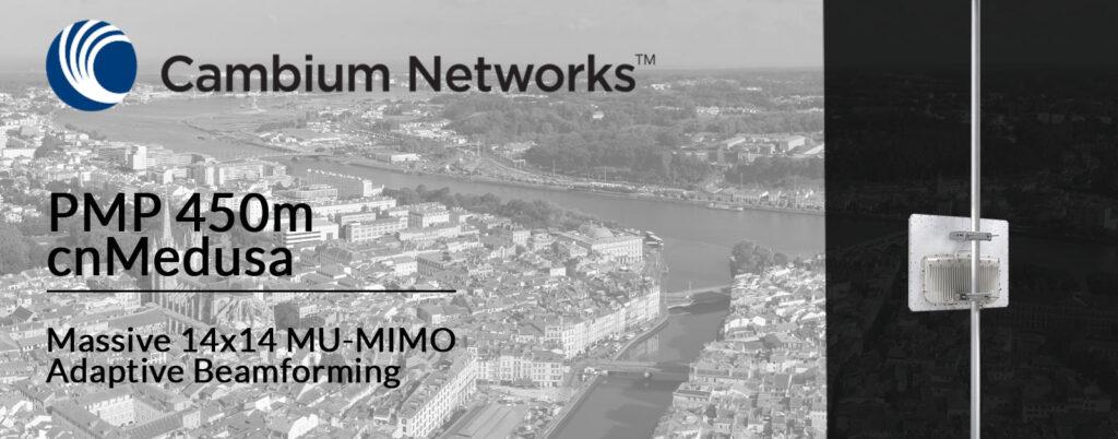 SICE Cambium Networks PMP 450m cnMedusa