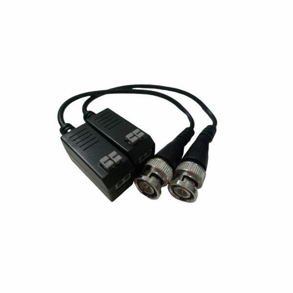 DS-1H18S/E | Trasmettitore passivo HD-TVI x cavo twistato CAT-5UTP (2pz)