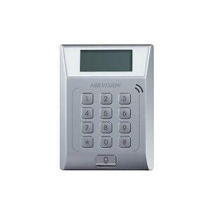 DS-K1T802M | Terminale di Controllo Accessi  con tastiera