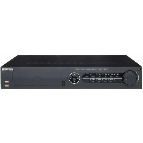 DS-7332HUHI-K4   DVR TURBO 32ch analogici+ 16IP HDD 2TB incluso H.265+/H.264+
