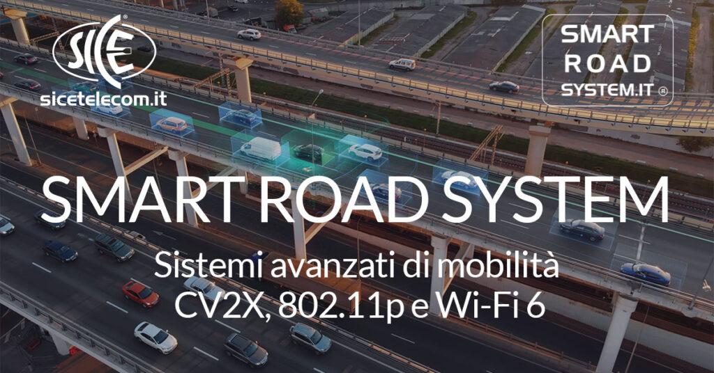 SICE costruttore Smart Road System