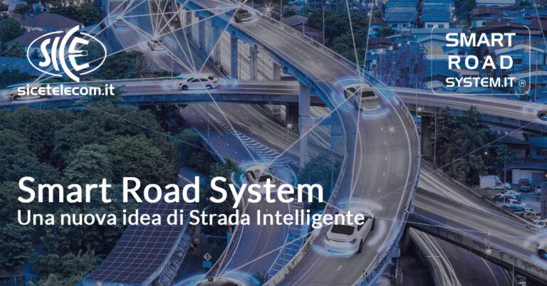 SICE Smart Road System per la sicurezza stradale