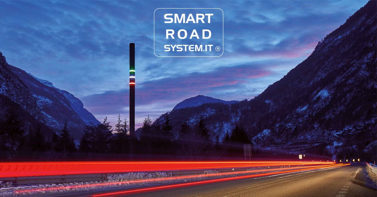 Smart Road System SICE