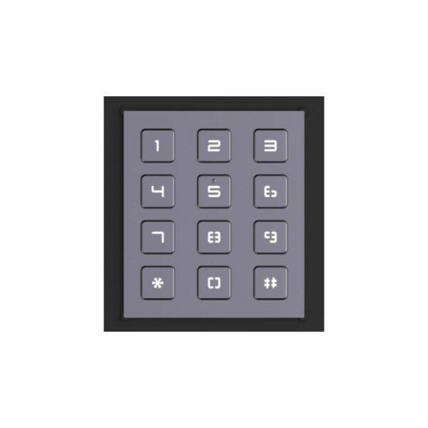 DS-KD-KP | Intercom Modulo di Espansione Tastiera 12 Pulsanti fisici