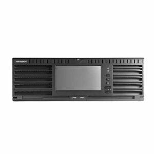 DS-96256NI-I16   NVR 9600NI 256CH 16HDD RAID 12MP  H.265+/H.264+