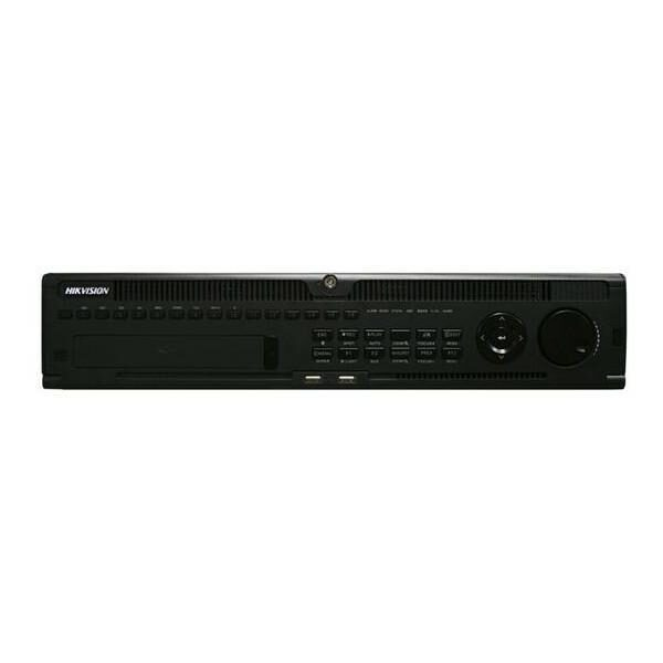 DS-9632NI-I8   NVR 32ch Ip video 320Mbps Bit rate Input max