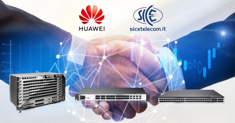 Huawei SICE Router GPON stazioni di energia