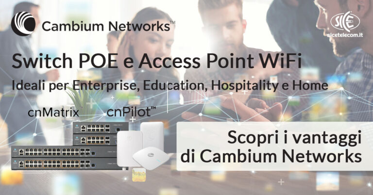 switch-POE-e-access-point-Cambium-Networks SICE