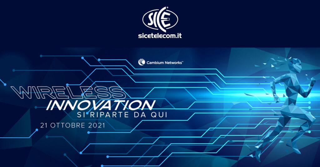 Wireless Innovation Cambium SICE