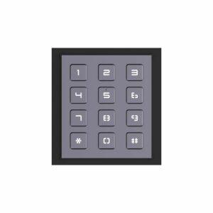 DS-KD-KP   Intercom Modulo di Espansione Tastiera 12 Pulsanti fisici