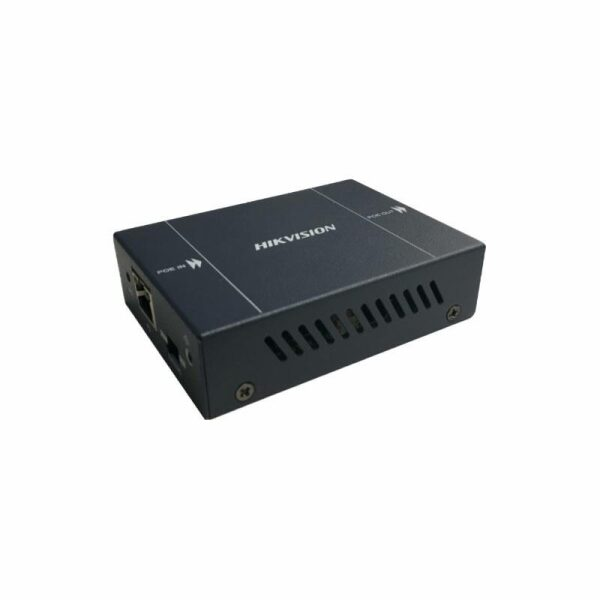 DS-1H34-0102P | Ripetitore PoE. 1-ch input 100M /  2-ch output 100M.