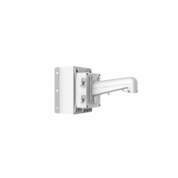 DS-1602ZJ-BOX-CO | Staffa ad angolo con boxposteriore in alluminio colore bianco