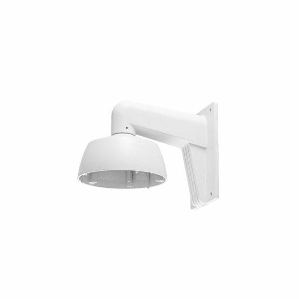 DS-1273ZJ-160 | Staffa da parete in alluminio colore bianco Dimen.:160x182x120mm