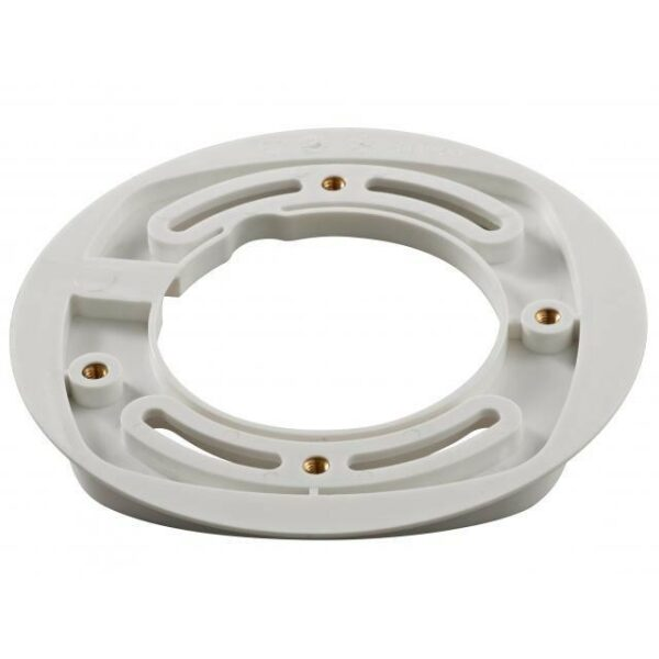 DS-1282ZJ-DMMINI   Staffa di giunzione in plastica colore bianco