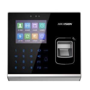 DS-K1T201MF-C | Lettore di tessere Mifare e impronte digitali integrati