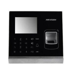 DS-K1T201MF | Lettore di tessere Mifare e impronte digitali integrati