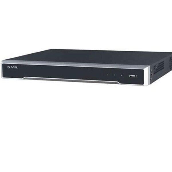 DS-7632NI-I2/16P | NVR 32CH POE 256M inbound bandwidth