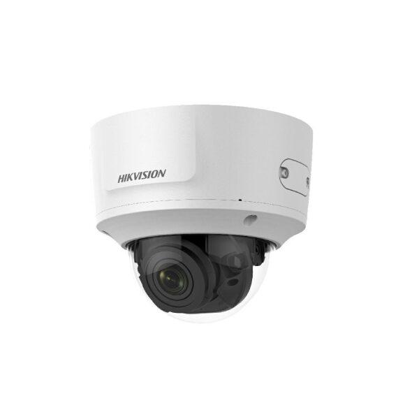 DS-2CD3745G0-IZS | MINIDOME IP MOTORIZZATA         4Mpx 2.7-13.5mm H.265+/H.264+ IR 40m