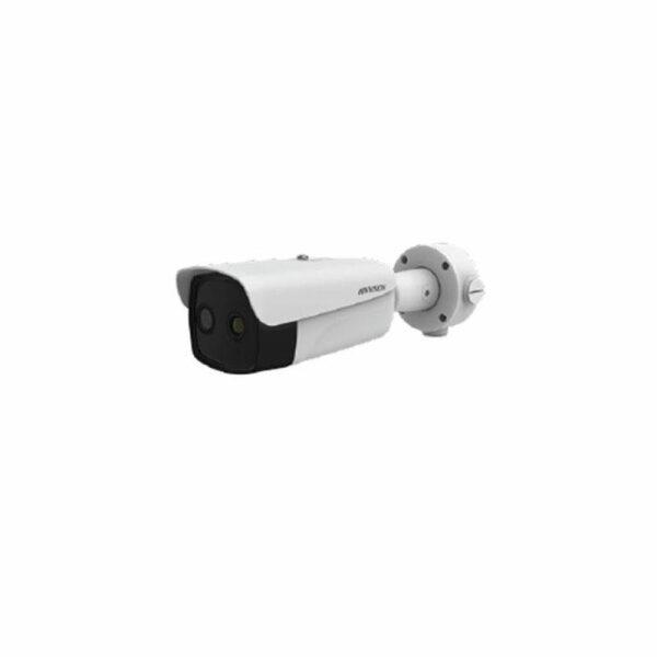 DS-2TD2636B-15/P | Telecamera misurazione della temperatura corporea ad 3/5m ±0.5°C