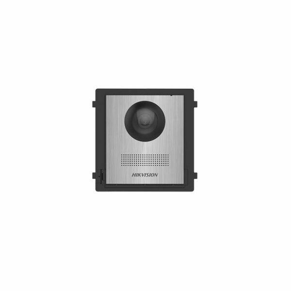 DS-KD8003-IME1NS   INTERCOM Postazione da Esterno IP INOX Fish eye 2Mpx