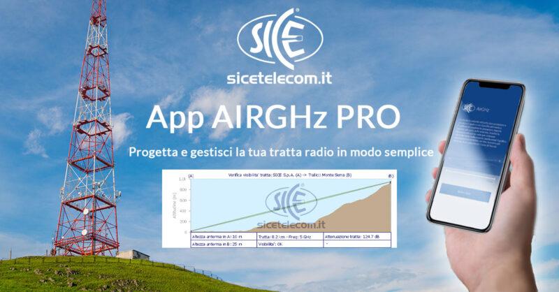 SICE App-AIRGHz-PRO-1