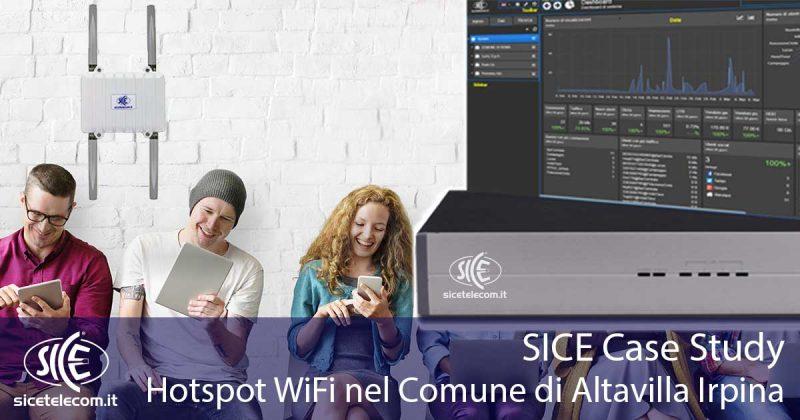 WiFi Hotspot nel Comune Altavilla Irpina | Case Studies