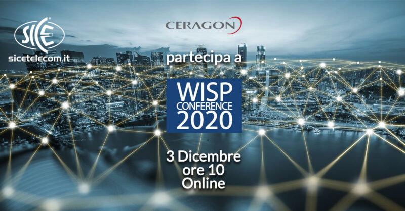 WISP CONFERENCE 2020 Ceragon