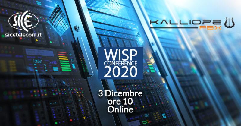 KalliopePBX partecipa a WISP CONFERENCE 2020