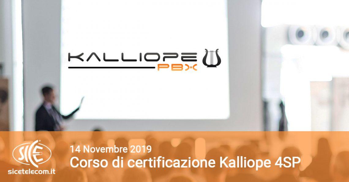 Kalliope4SP novembre 2019