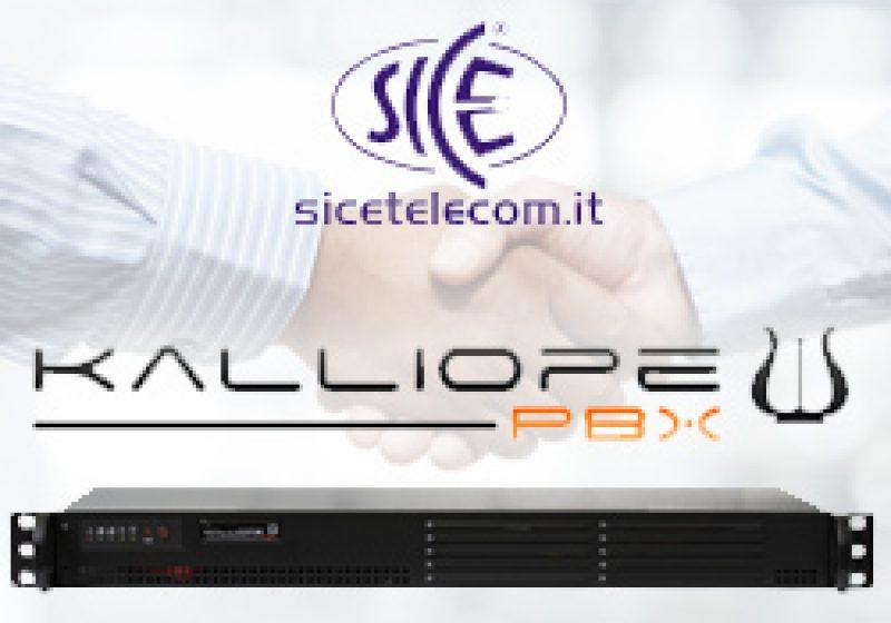 SICE distributore italiano centrali VoIP SICEPBX by KalliopePBX