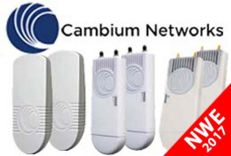 Corso Italiano Cambium Networks ePMP 1K 2K 24-25 Maggio 2017 c/o NWE