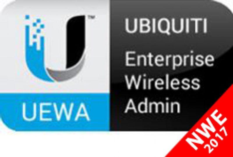 Corso Italiano Ubiquiti Enterprise Wireless Admin (UEWA) v2.0 22-23 Maggio 2017 c/o NWE
