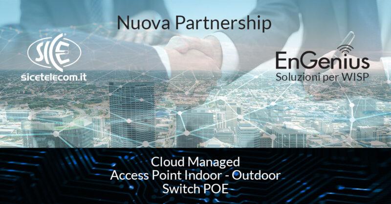 SICE-distributore soluzioni wireless EnGenius