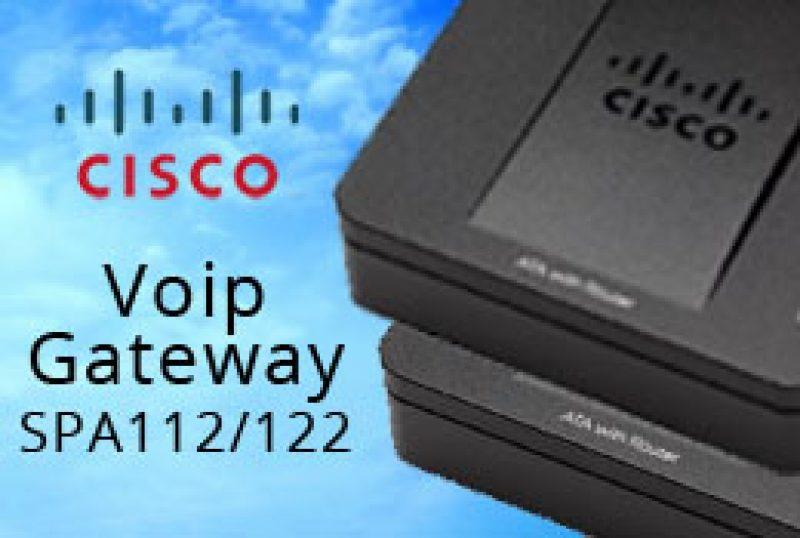 Cisco SPA 112/122 il VoIP Gateway per WISP