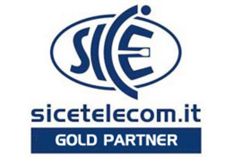 Nasce la Certificazione GOLD Partner SICE