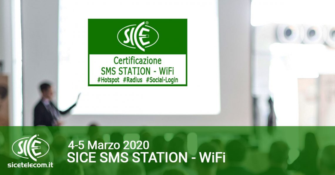SMS STATION marzo 2020
