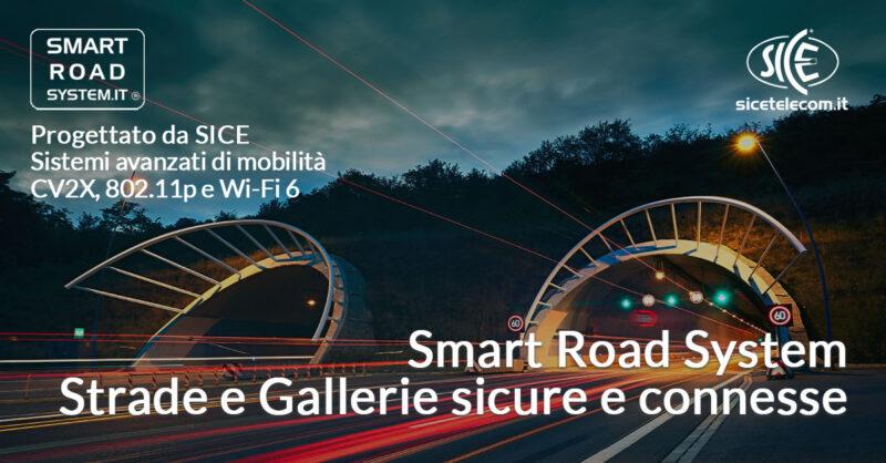 sistemi Smart Road SICE Telecomunicazioni