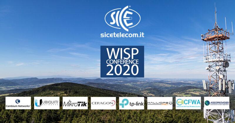 gran successo a WISP CONFERENCE 2020