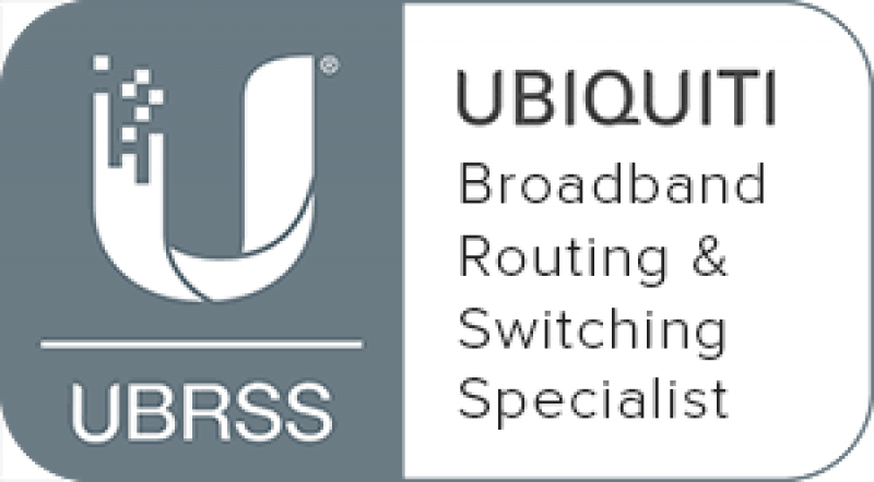 Corso Ubiquiti Broadband Routing & Switching Specialist (UBRSS): 19-20 Ottobre