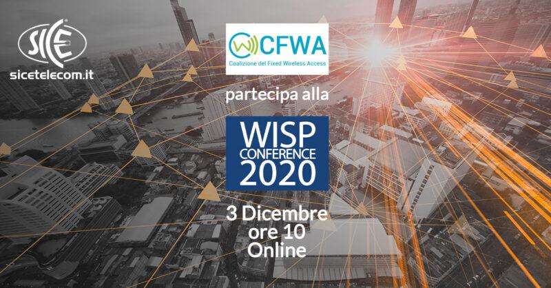 CFWA partecipa alla WISP CONFERENCE 2020