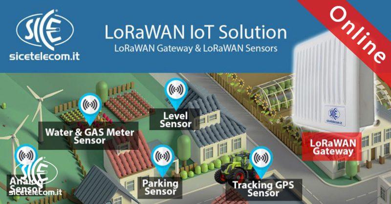 Webinar LoRaWAN marzo 2020
