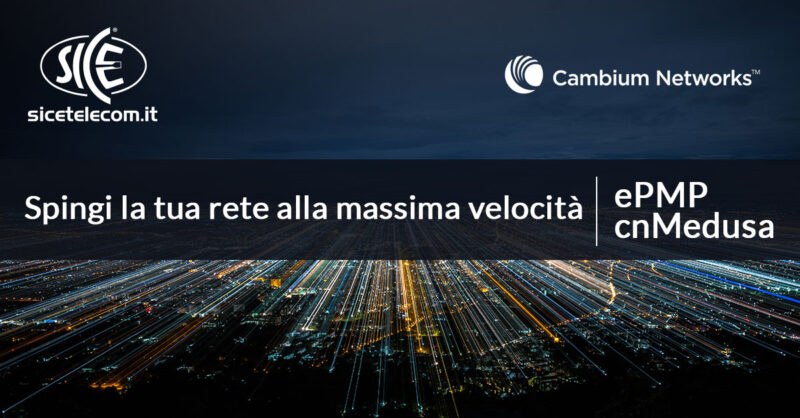base station e cpe Cambium Networks SICE