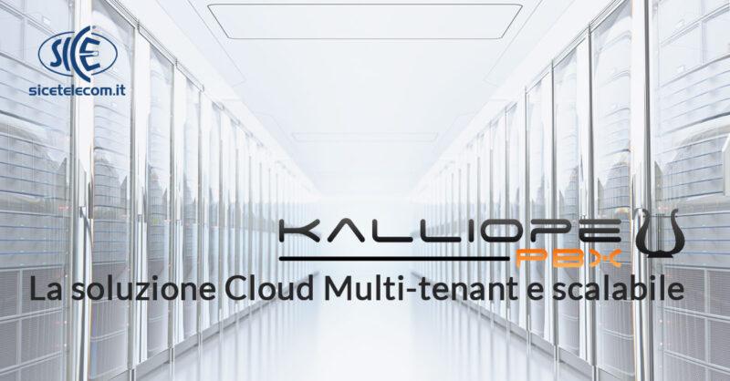 SICE distributore centrale telefonica in cloud KalliopePBX