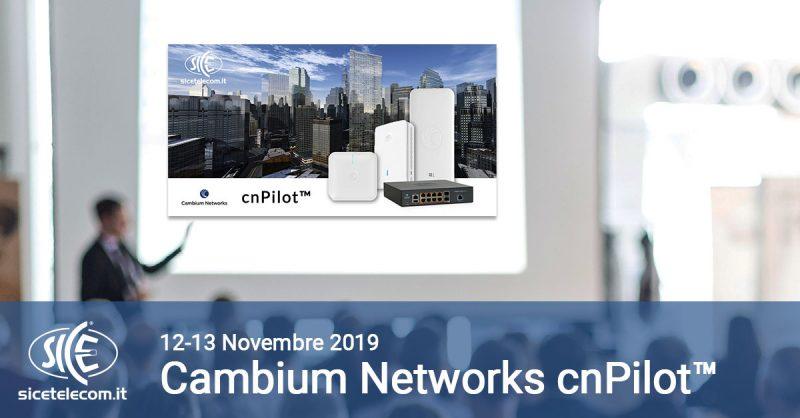 cnPilot novembre 2019