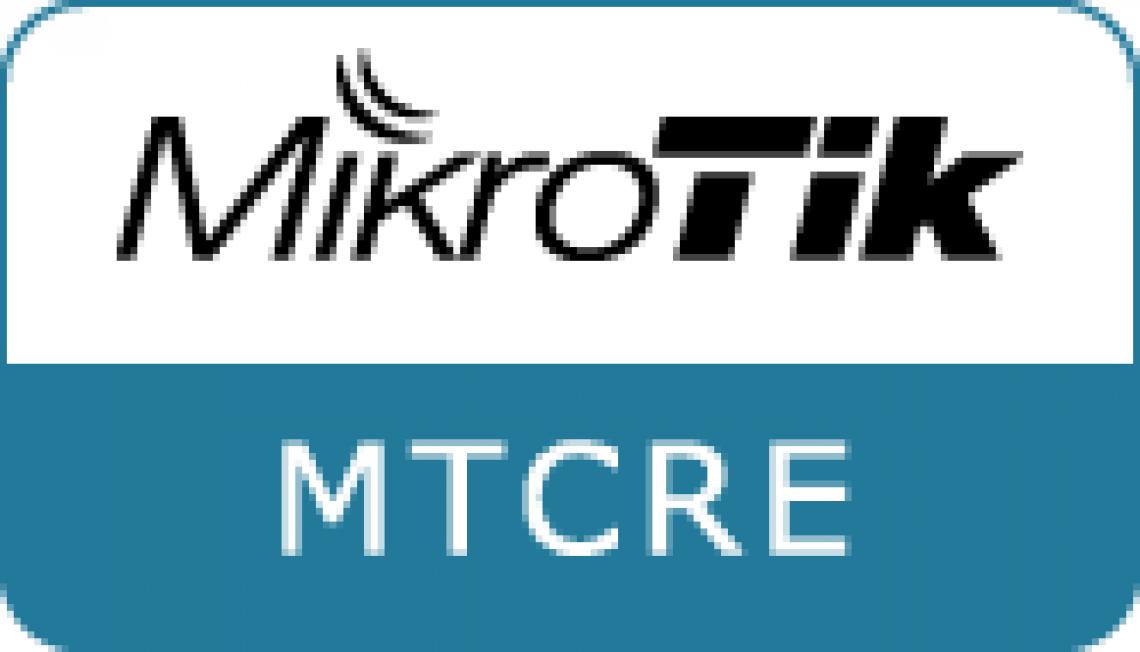 30-31 luglio 2019: Certificazione MTCRE Mikrotik