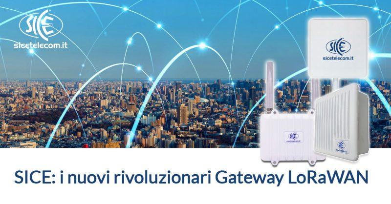 nuovi gateway lora
