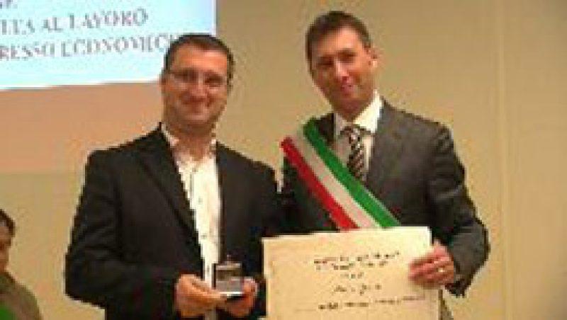 SICE : Premio Speciale dalla Camera di Commercio